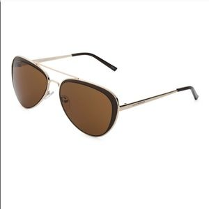 LUCKY BRAND Aviators sunglasses NWT